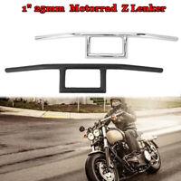 "1"" 25mm Motorrad Z Lenker Z-Rohr Z-bar Metall Für Suzuki Honda CG Harley"