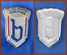 ALFA ROMEO 2600 SPRINT - 1 LOGO BADGE BERTONE CROMATO