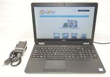 Dell Latitude E5570 intel Core i5 2.6Ghz 8Gb 180GB SSD webcam Windows 10 x64