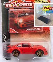 Majorette Porsche 934 Red Vintage Diecast Car 1/57 269C Free Show Box