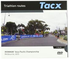 New TACX Film Training DVD Triathlon Ironman Asia-Pacific Championship Australia