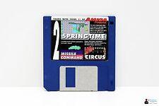 "Commodore AMIGA 3,5"" Spiel - SPRINGTIME, CIRCUS, MISSILE COMMAND - Power Disk 39"