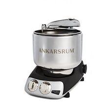 Ankarsrum Assistent Original Universal-Küchenmaschine AKM6220 Schwarz-Matt