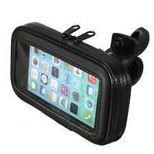 "Handlebar Phone Bike Motorcycl Mount 5.5""Waterproof Bag Mount Holders For Phone"