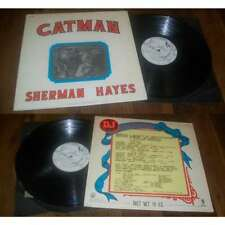 SHERMAN HAYES - Catman LP ORG US Promo Barnaby Records 73' Southern Rock