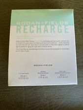 New Rodan and Fields Recharge Regimen 3 Step- SEALED Exp 7/21