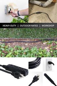 Cable de Extension Para Exteriores Decoración Navideña Herramientas Electricas