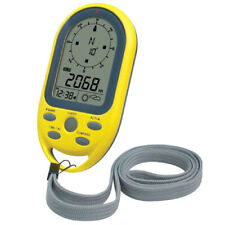Technoline EA 3050 Kompass mit Höhenmesser, Luftdruckanzeige, Uhrzeit
