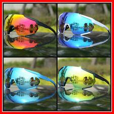 Cycling Glasses MTB Bike Goggles Eyewear Running Fishing Sports Sunglasses Lens