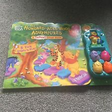 Disney Winnie The Pooh.. The Hundred-Acre Wood Adventures Talking Book Game