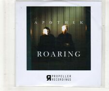 (HN409) Apothek, Roaring - 2016 DJ CD