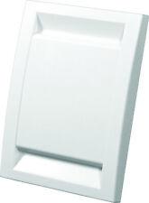 Zentralstaubsauger Saugdose DECO weiß - Luftsteckdose - NEU