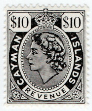 (I.B) Cayman Islands Revenue : Duty Stamp $10