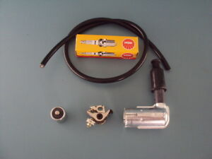 Réparation Dispositif D'Allumage Avec Interrupteur Agria 1000 1100 Motobineuse