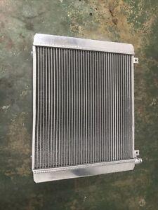 Triumph Stag 3.0 V8 Aluminum Radiator Uprated Upgraded