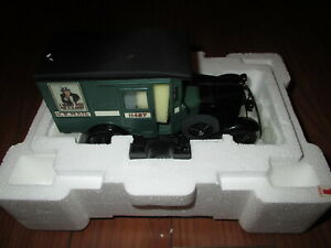 DANBURY MINT 1931 U.S.MAIL FORD TRUCK NEW WITH BOX 1/24 SCALE NO PAPER WORK 1996