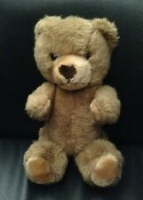 Jointed Posable Brown Stuffed Plush Teddy Bear 11""