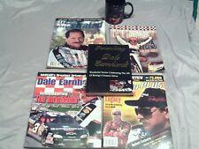 Dale Earnhardt Memorabilia Coffee Cup Collectible Books Sports Illustrated