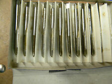 Box  of 10 Spiral Point-Taps 10-32  2 Flute  H3 High Speed Ground Thread