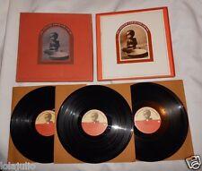 Vtg The Concert for Bangladesh Box Set 3 Vinyl LPs Apple STCX 3385 Dylan Ringo