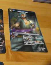 ONE PIECE MIRACLE BATTLE CARDDASS CARD CARTE 48/85 SR JAPAN NM #3