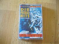 MC Die Fussball Hits 18 Vereine & Hymnen  Tape Musikkassette Ariola 74321236054