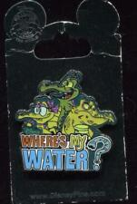 Where's My Water Swampy Allie Cranky Disney Pin 91717