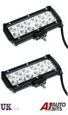 2x 36 W CREE DEL Work Light Bar Spot Lumière Offroad Auto Camion Jeep ATV 4x4 12V/24V