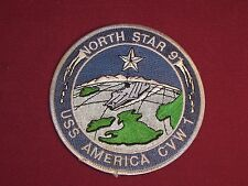 USS America CVW 1 North Star 9 Patch