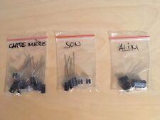 Sega Game Gear Full Cap kit Capkit Réparation Condensateurs (V1&V2 compatibles)