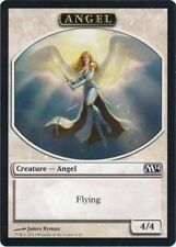 2x TOKEN Angelo 4/4 - Angel 4/4 MTG MAGIC 2014 M14 Italian