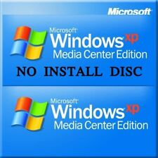 Microsoft Windows XP Media Center Edition 2005 OEM License (NO Install Media)