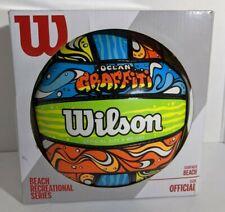 Wilson Graffiti Beach Volleyball, Official Size