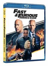 Blu Ray Fast & Furious: Hobbs & Shaw (2019)  .......NUOVO