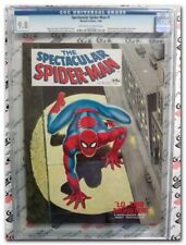 Spectacular Spider-Man Magazine #1 CGC 9.8 HIGHEST GRADED COPY IN EXISTENCE!!!