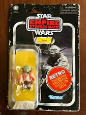Star Wars TVC Retro Collection Yoda 3.75in