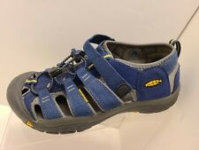 Keen Mens Newport H2 Shoes Sandals Blue 1009962 Water Hiking Youth Big Kids Size