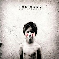 VULNERABLE [THE USED] NEW CD sealed