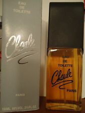 "VINTAGE 1980's parfum ""CHAULE"" PARIS , e 100 ml,VAPORISATOR NATUR SPRAY,ORIGINAL"