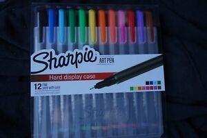 Sharpie 12 Art Pens - basic colors