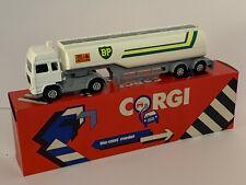Vintage Corgi Juniors Seddon Atkinson Fuel Petrol Tanker 'BP'-VNM Condition