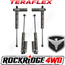 "TeraFlex Falcon Series 3.1 Piggyback Shocks for Jeep Wrangler JKU 4DR 1.5""-2.5"""