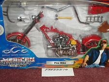 ERTL OCC ORANGE COUNTY CHOPPERS FIRE BIKE MODEL KIT 1/10 RARE!!