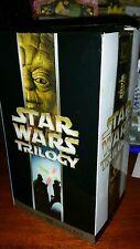 Star Wars Original Trilogy Box Set VHS VIDEO - FAST POST (B1)