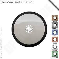 Schleifteller Schleifplatte Klett 115mm für Multifunktionswerkzeug Multi Tool