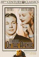 19334 // ON THE AVENUE VOST FOURREAU CARTON DVD EN TBE