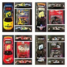 Dale Earnhardt Sr 3 Wrangler Taz Oreo No Bull 76th Win 1/64 Action Car LOT MIX 1