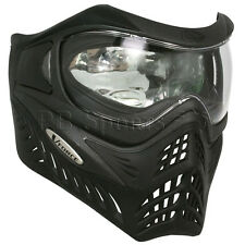 Vforce Grill Paintball Goggle Black Mask with Thermal clear lens Brand New
