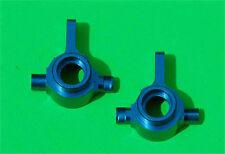 Aluminum Front Steering Knuckles Fit TRAXXAS SLASH STAMPEDE 4x4 Blue
