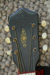 Alte Gitarre Guitar Klira Schlaggitarre Archtop Made in Germany